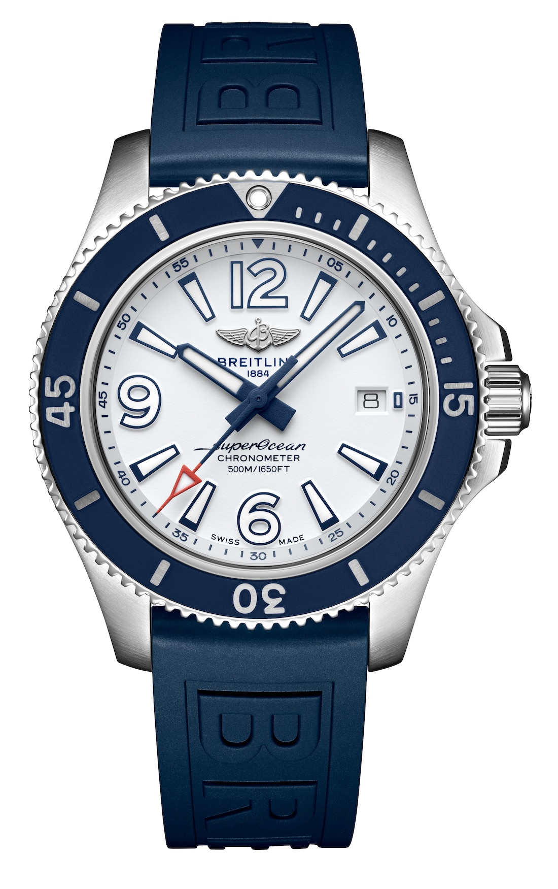 12_Superocean 42 with white dial and blue Diver Pro III rubber strap_22860_19-03-19.jpeg