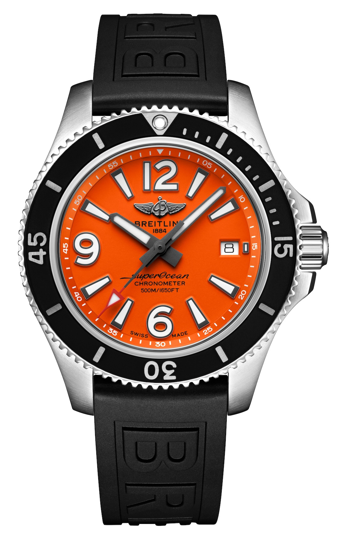 16_Superocean 42 with orange dial and black Diver Pro III rubber strap_22858_19-03-19.jpeg