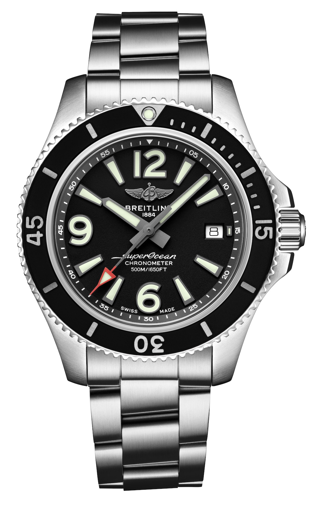 15_Superocean 42 with black dial and stainless-steel bracelet_22855_19-03-19.jpeg