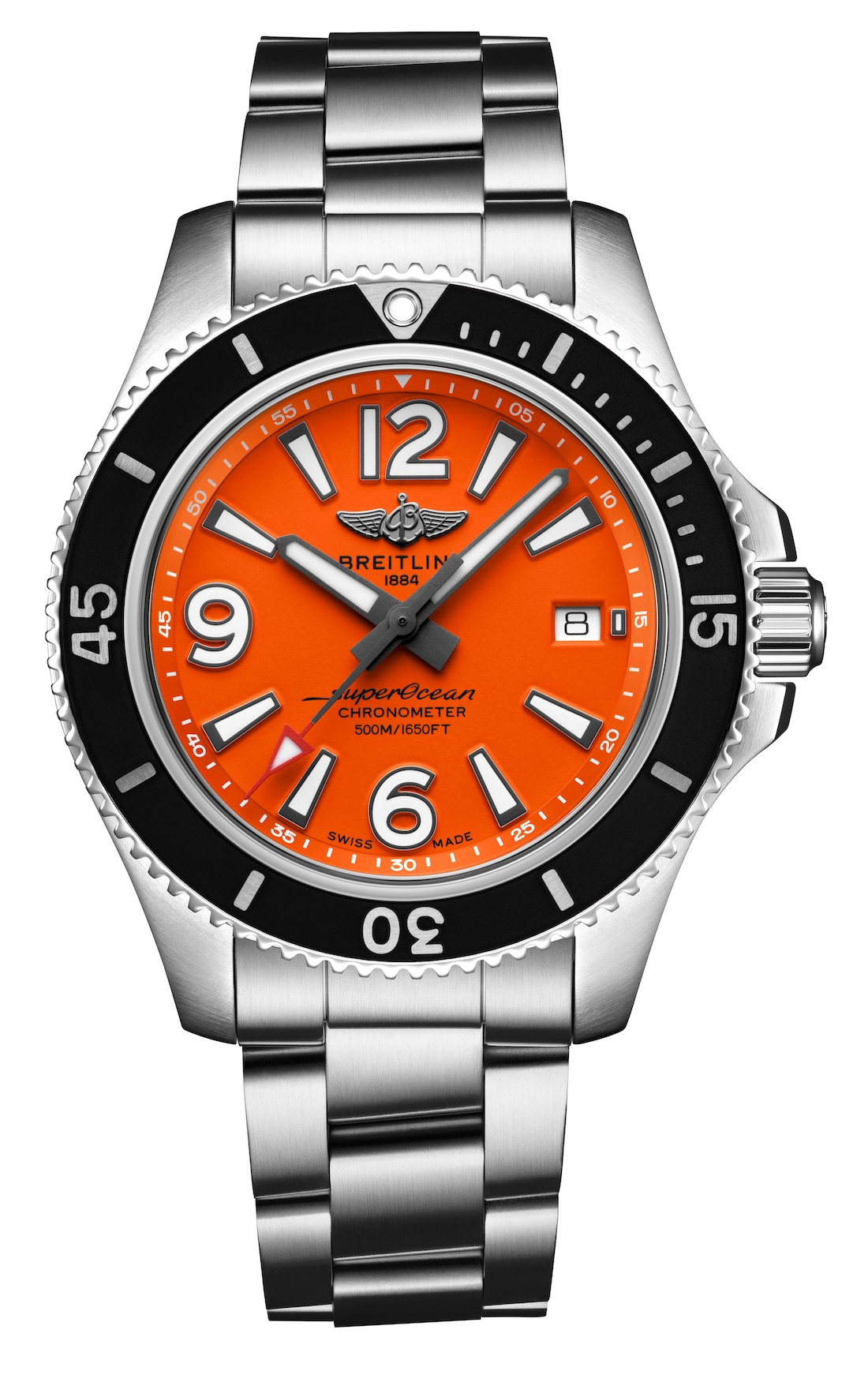 17_Superocean 42 with orange dial and stainless-steel bracelet_22857_19-03-19.jpeg