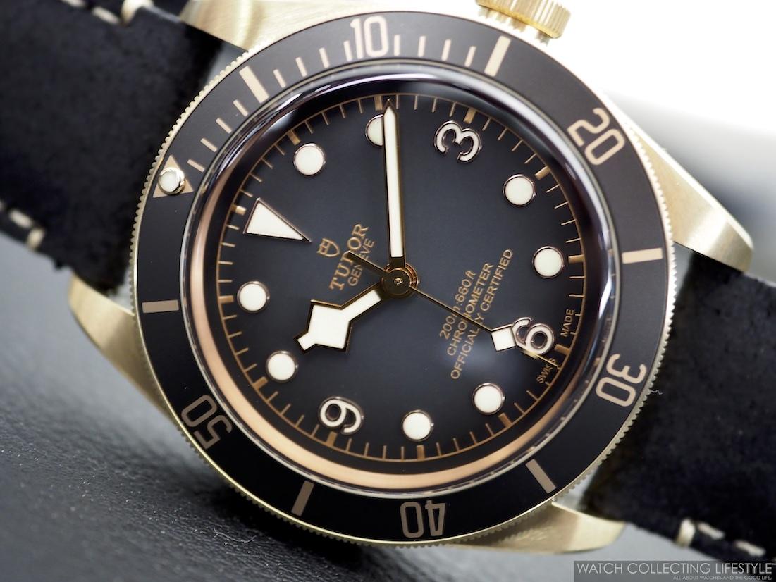 Tudor Black Bay Bronze Black M79250BA-0001