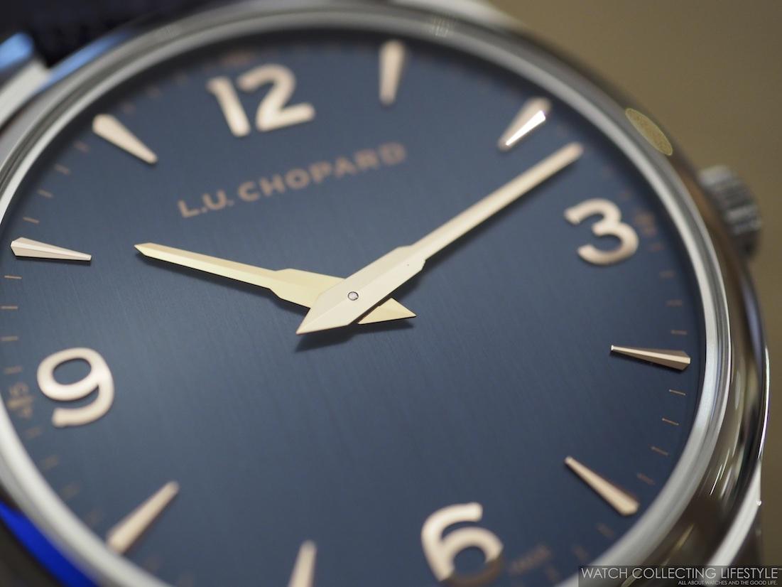 Chopard XP Galvanic Blue WCL