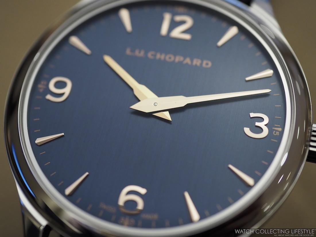 Chopard XP Galvanic Blue WCL3