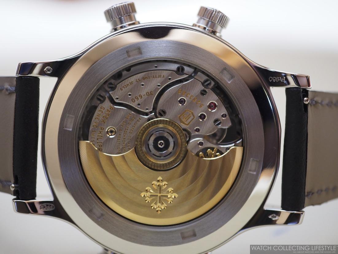 Patek Philippe Calibre AL 30-660 S C FUS