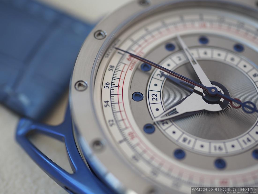 De Bethune DB21 Maxichrono Re-Edition