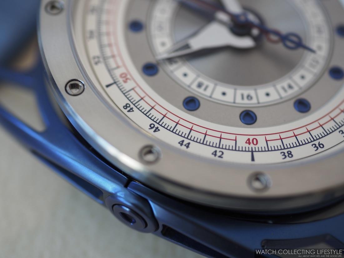 De Bethune DB21 Maxichrono Re-Edition WCL5