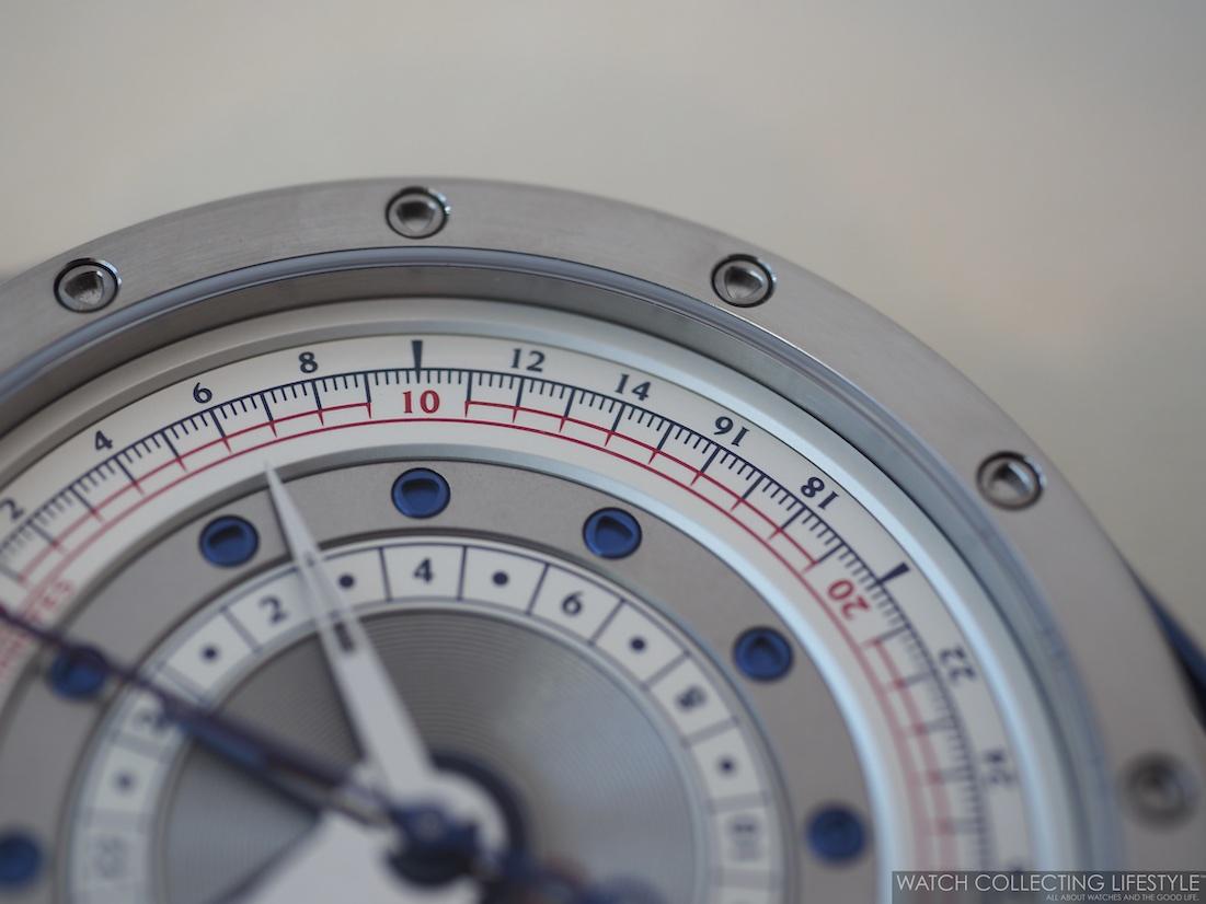 DB21 Maxichrono Re-Edition