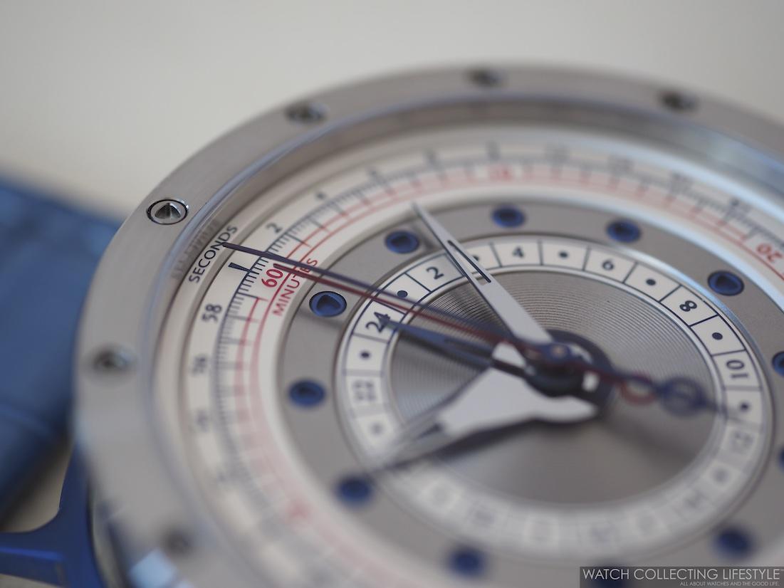 De Bethune DB21 Maxichrono Re-Edition Macro WCL4