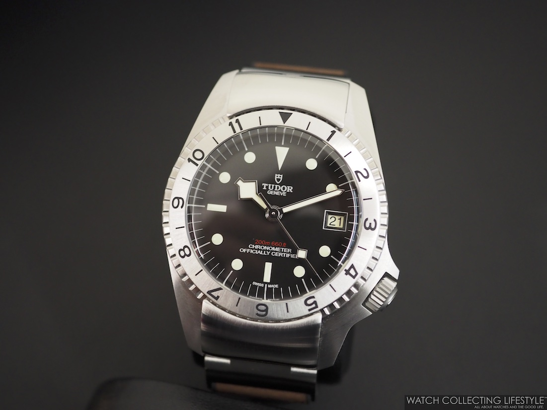 Tudor Black Bay P01 WCL
