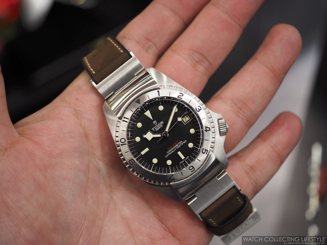 Tudor Black Bay P01 Hands-on Review