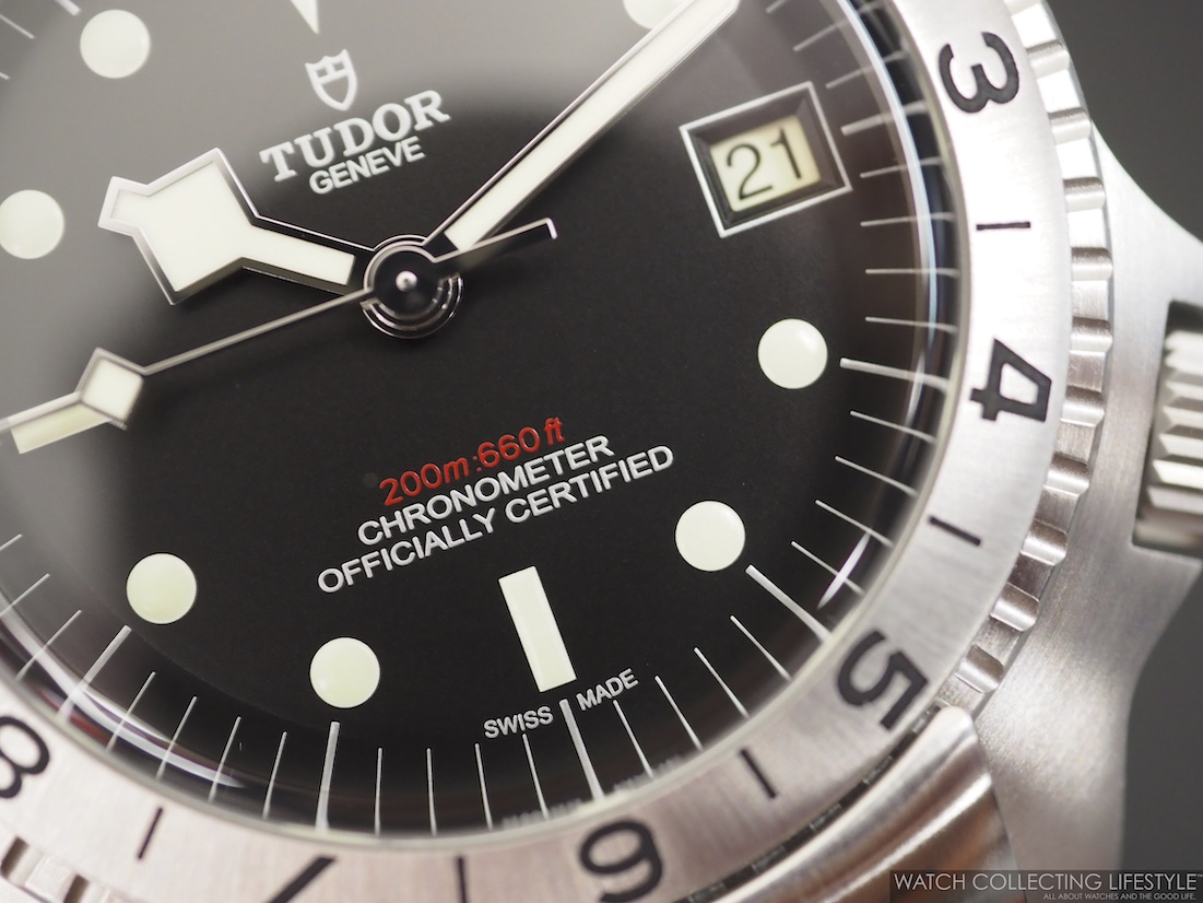 Tudor Black Bay  P01 Macro