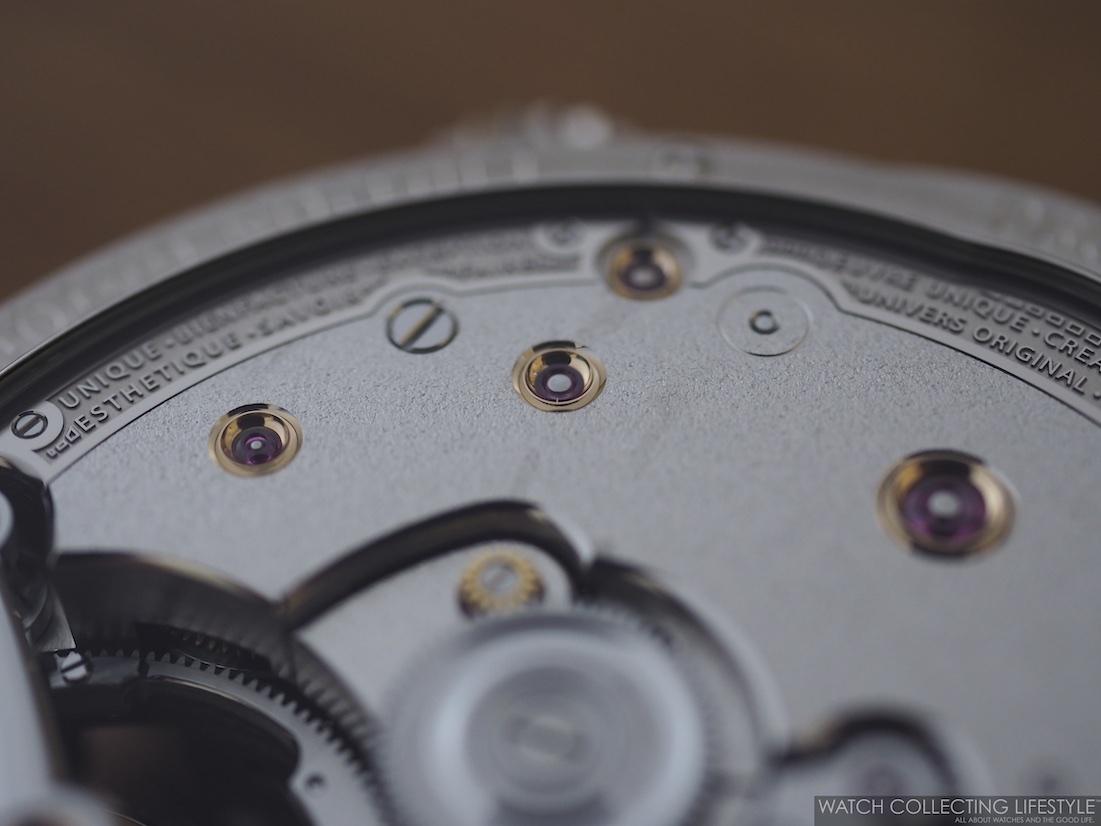 Greubel Forsey GMT Quadruple Tourbillon Gold Chatons