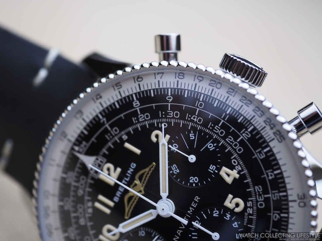 Baselworld 2019 Breitling Navitimer Ref 806 1959 Re Edition Live