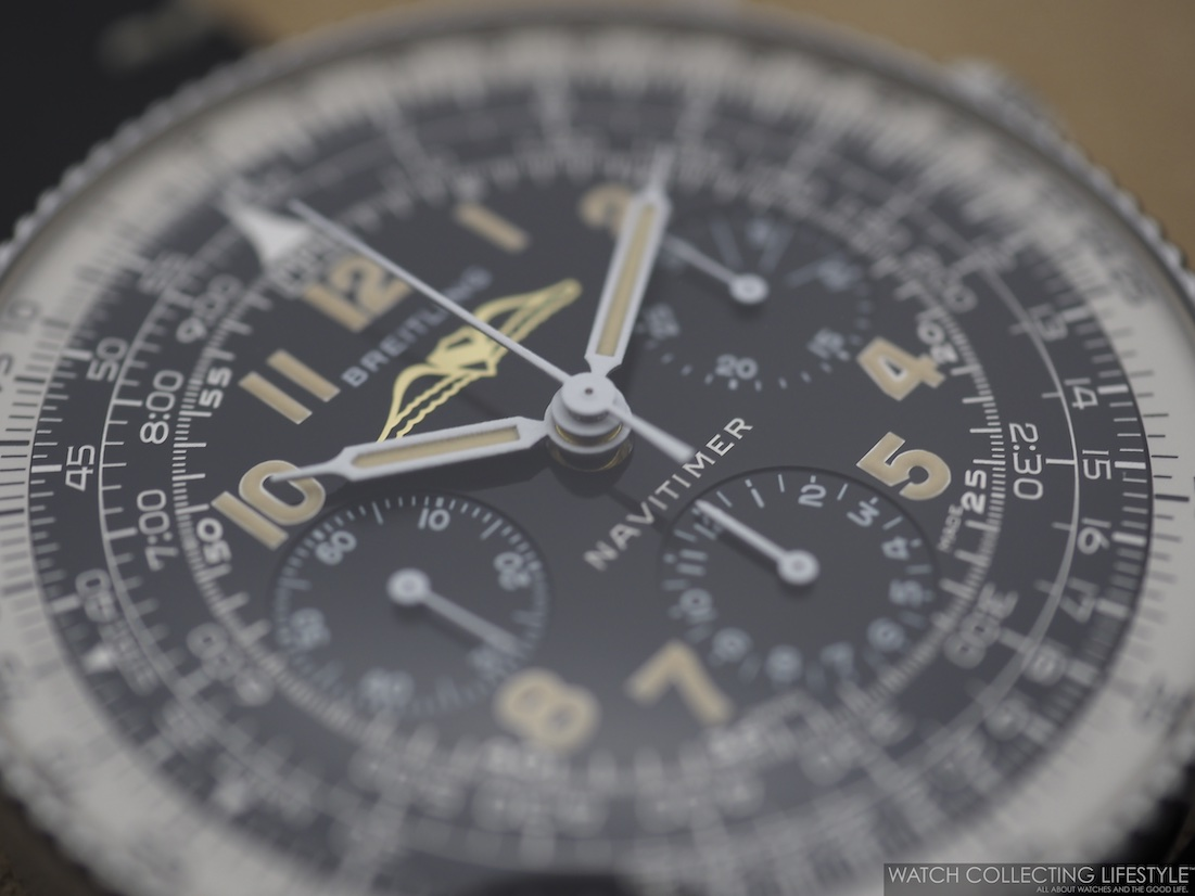 Breitling Navitimer ref. 806 1959 Re-Edition Macro