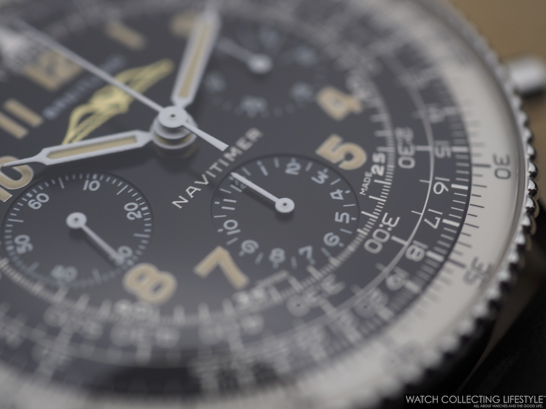Breitling Navitimer ref. 806 1959 Re-Edition WCL2