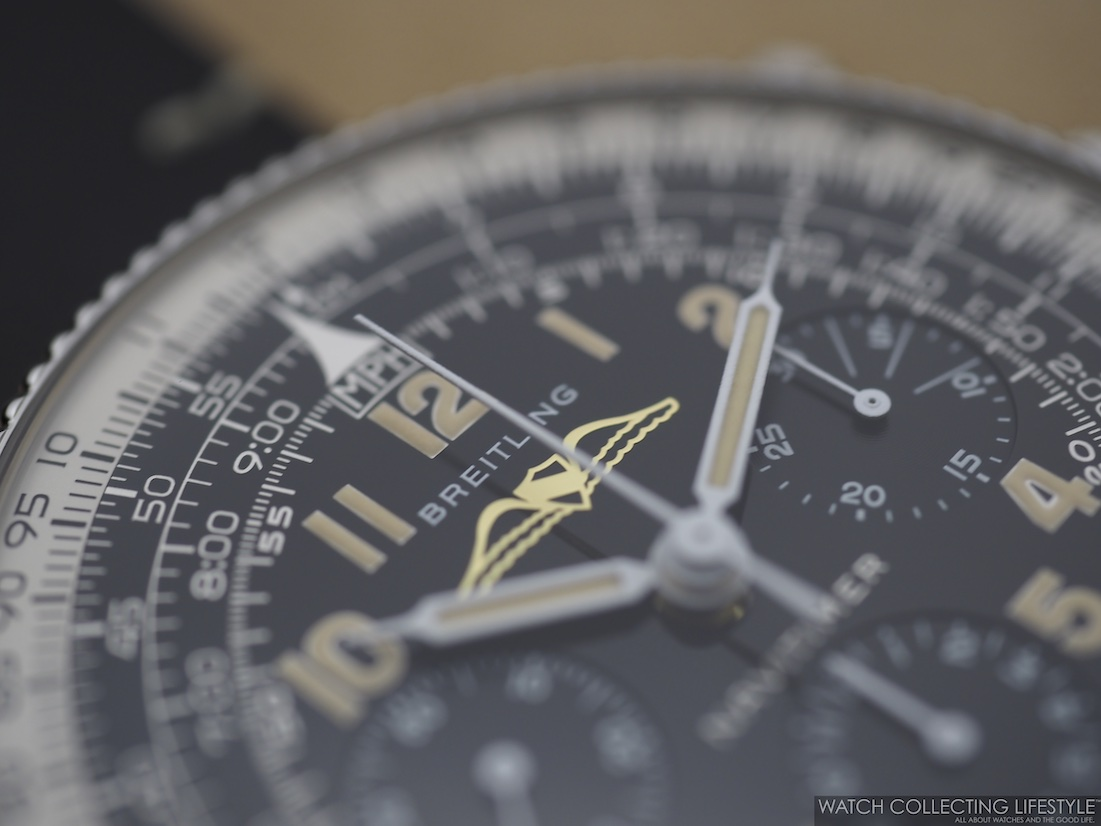 Breitling Navitimer ref. 806 1959 Re-Edition WCL3