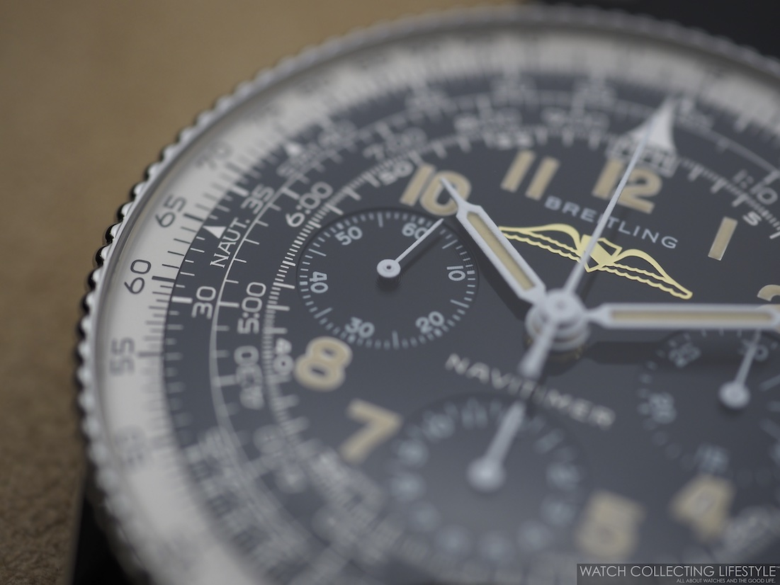 Breitling Navitimer ref. 806 1959 Re-Edition WCL6