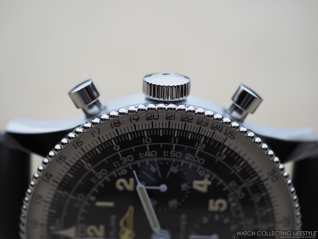 Breitling Navitimer ref. 806 1959 Re-Edition Chrono Pushers