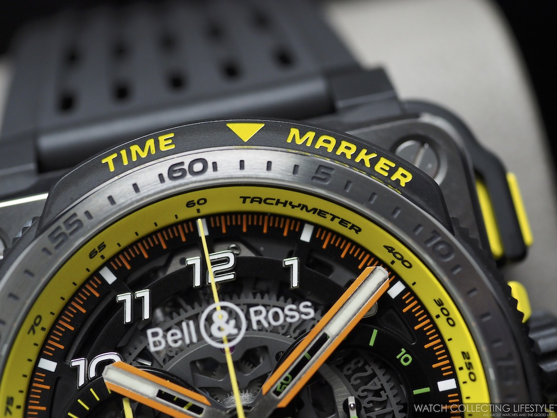 Bell & Ross BR-X1 R.S. 19 WCL