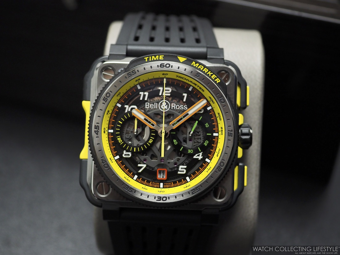 Bell & Ross BR-X1 R.S. 19 WCL2