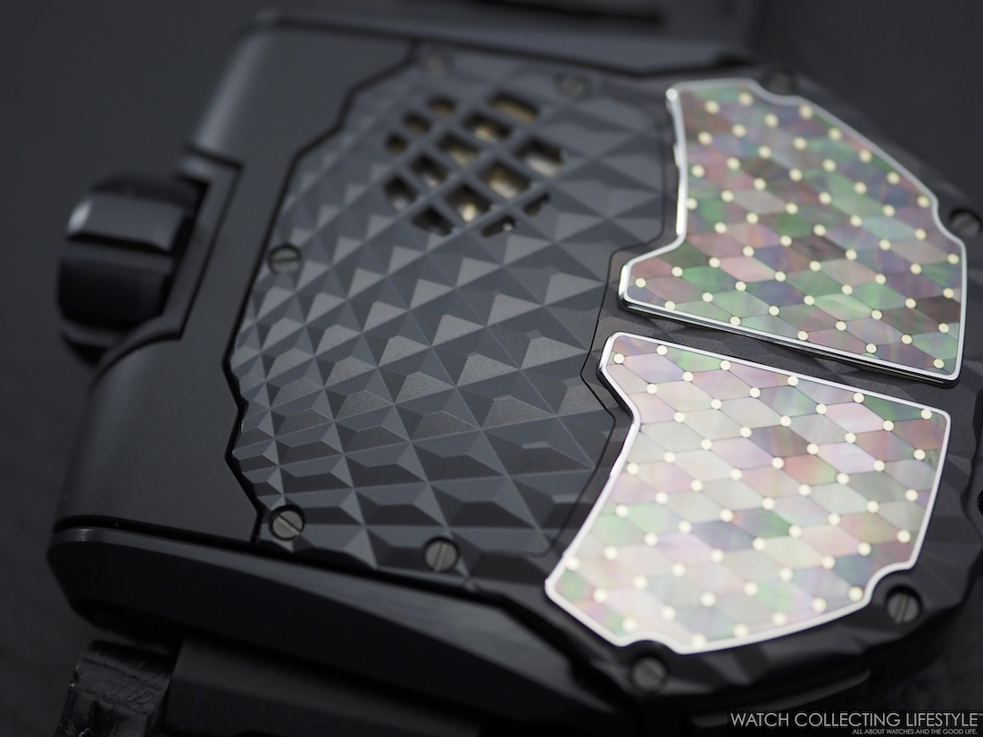Urwerk UR-T8 Colibri in Collaboration with Emmanuel Esposito