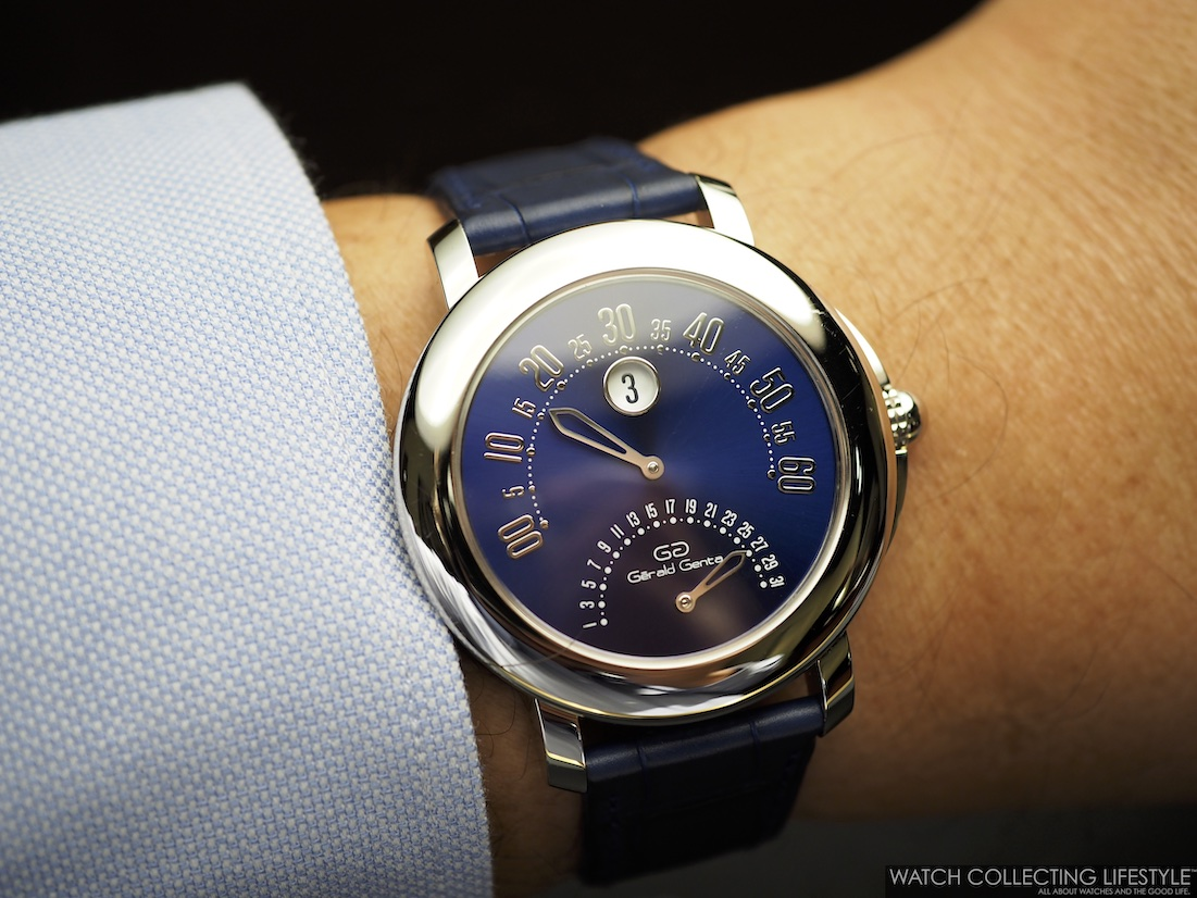 Bulgari Gerald Genta 50th Anniversary Wristshot