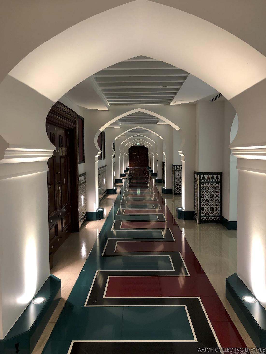 Talise Spa Burj Al Arab WCL