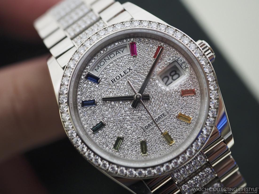 Rolex Day-Date 36 ref. 128349RBR WCL