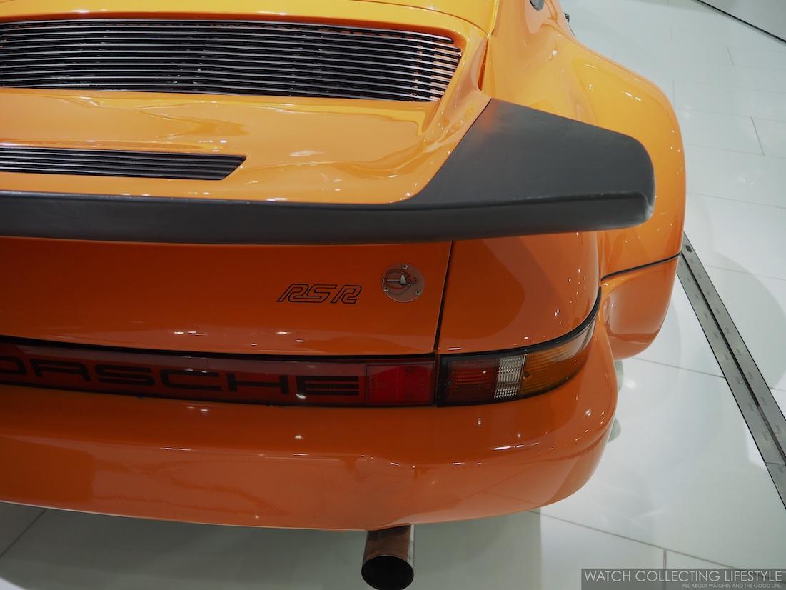Porsche 911 RS R