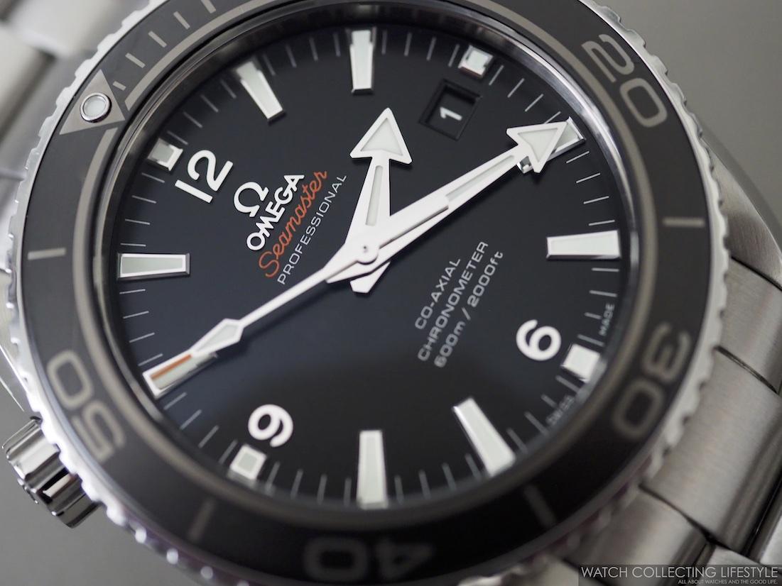 Omega Seamaster Planet Ocean 600M James Bond