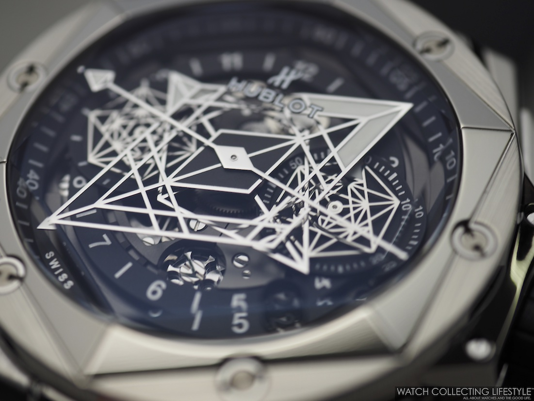 Hublot Big Bang Unico Sang Bleu II