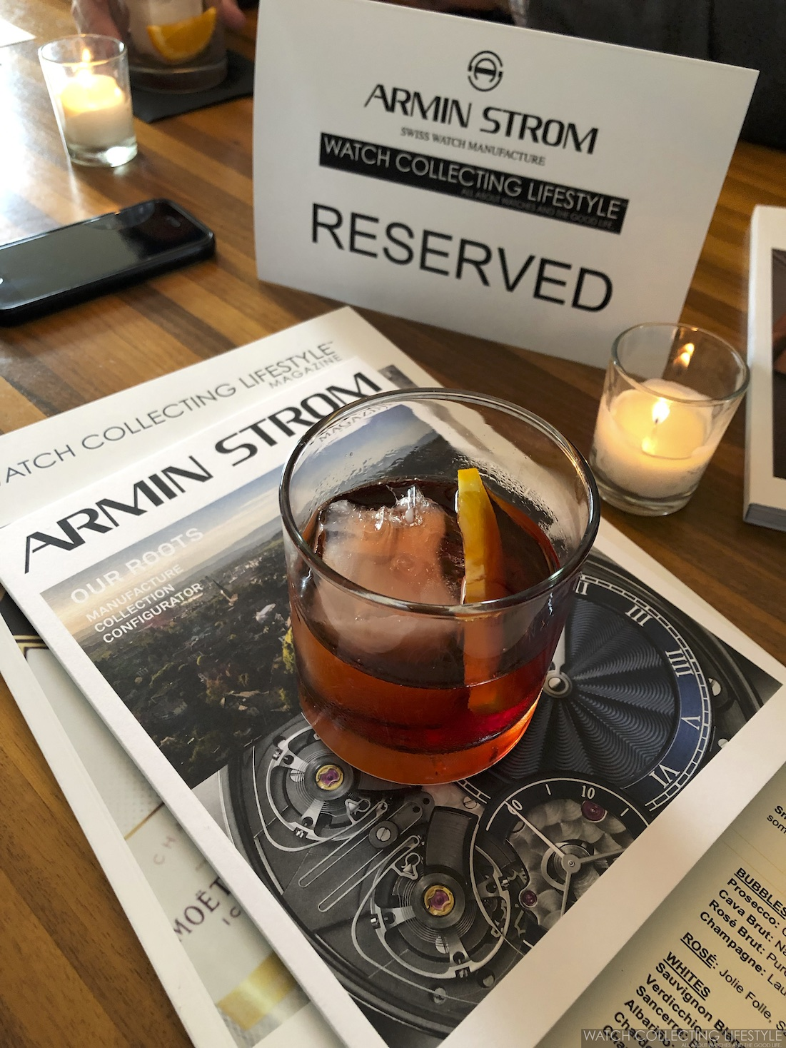 Armin Strom x Watch Collecting Lifestyle