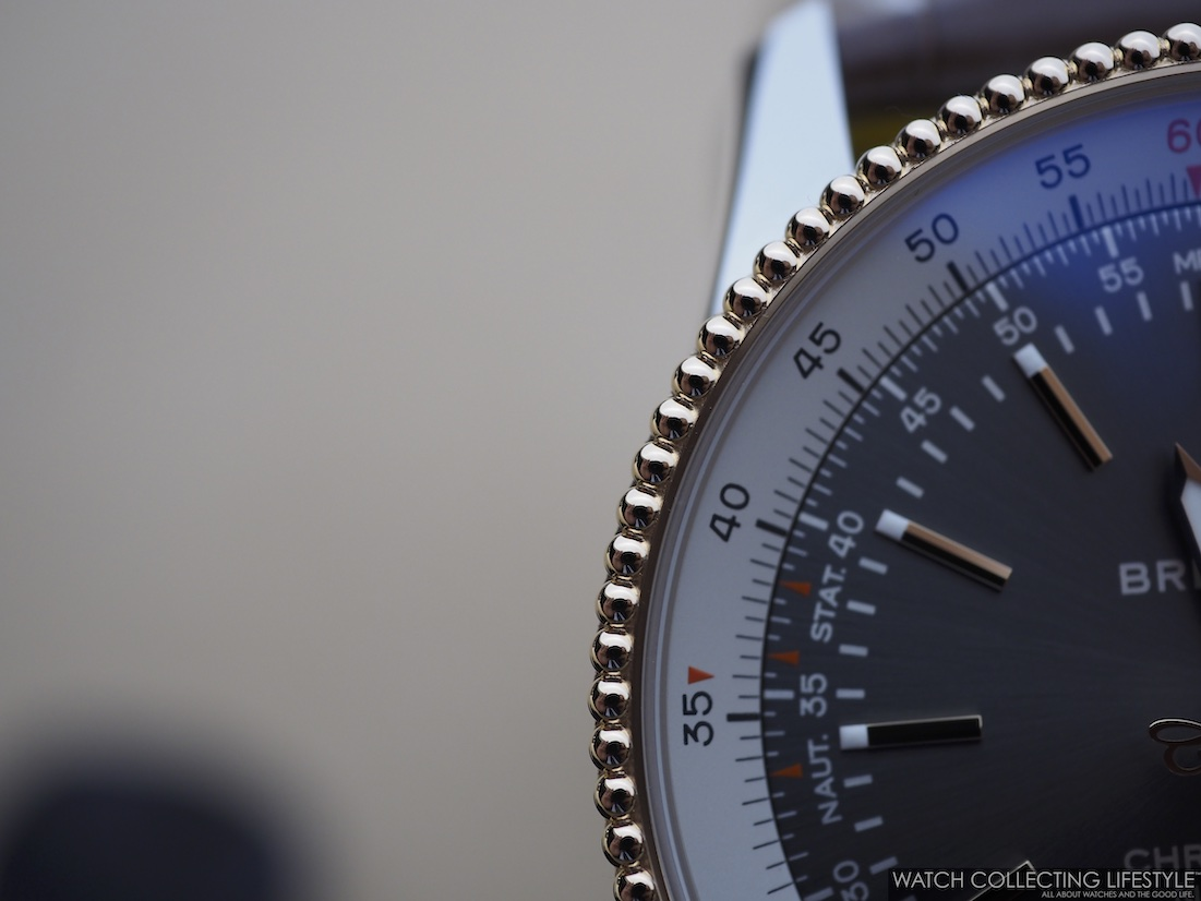 Breitling Navitimer Automatic 41 Anthracite WCL6