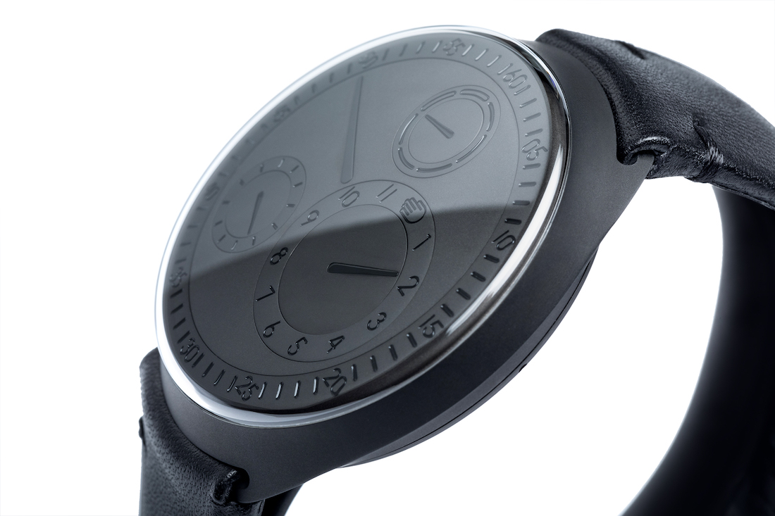 Ressence Type 1ZZ Chronopassion WCL