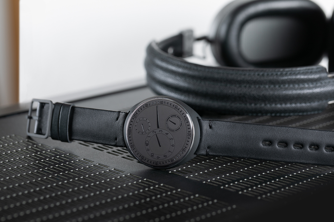 Ressence Type 1ZZ Chronopassion WCL2