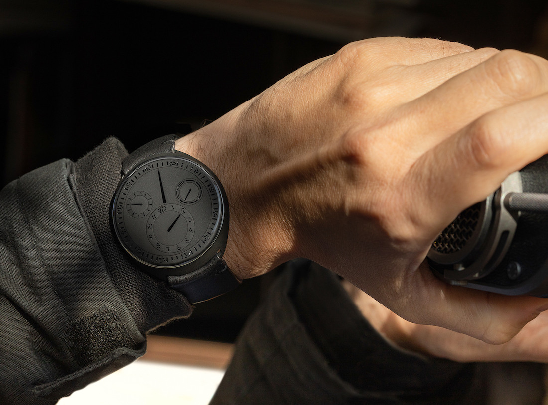 Ressence Type 1ZZ Chronopassion Wristshot WCL