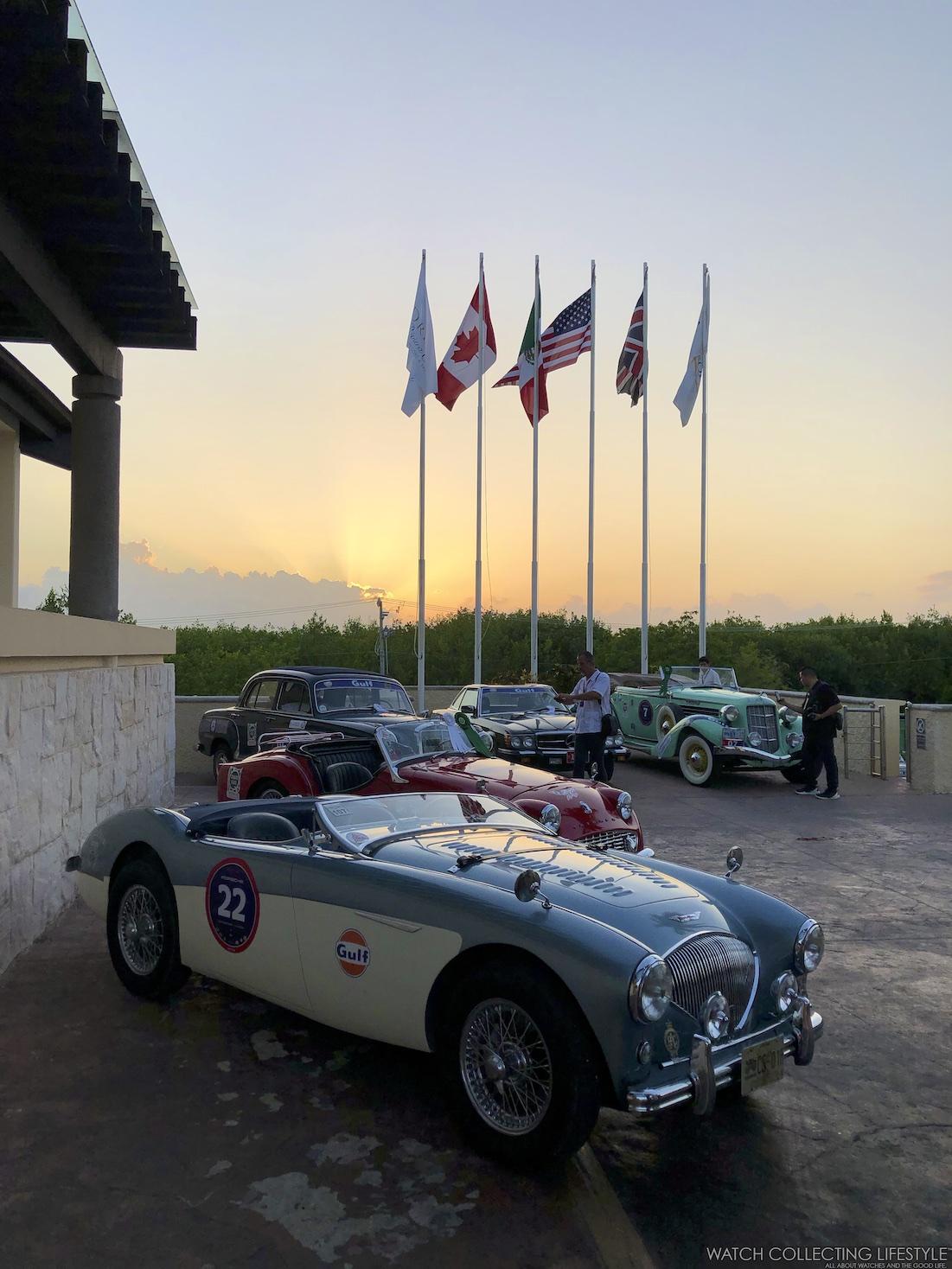 Rally Maya 2019 Franck Muller Concours d'Elegance