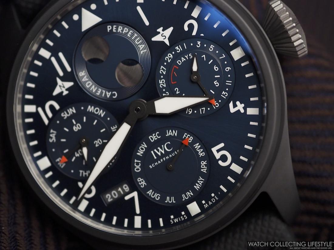 IWC Pilot's Watch Perpetual Calendar 'Rodeo Drive' Edition WCL3