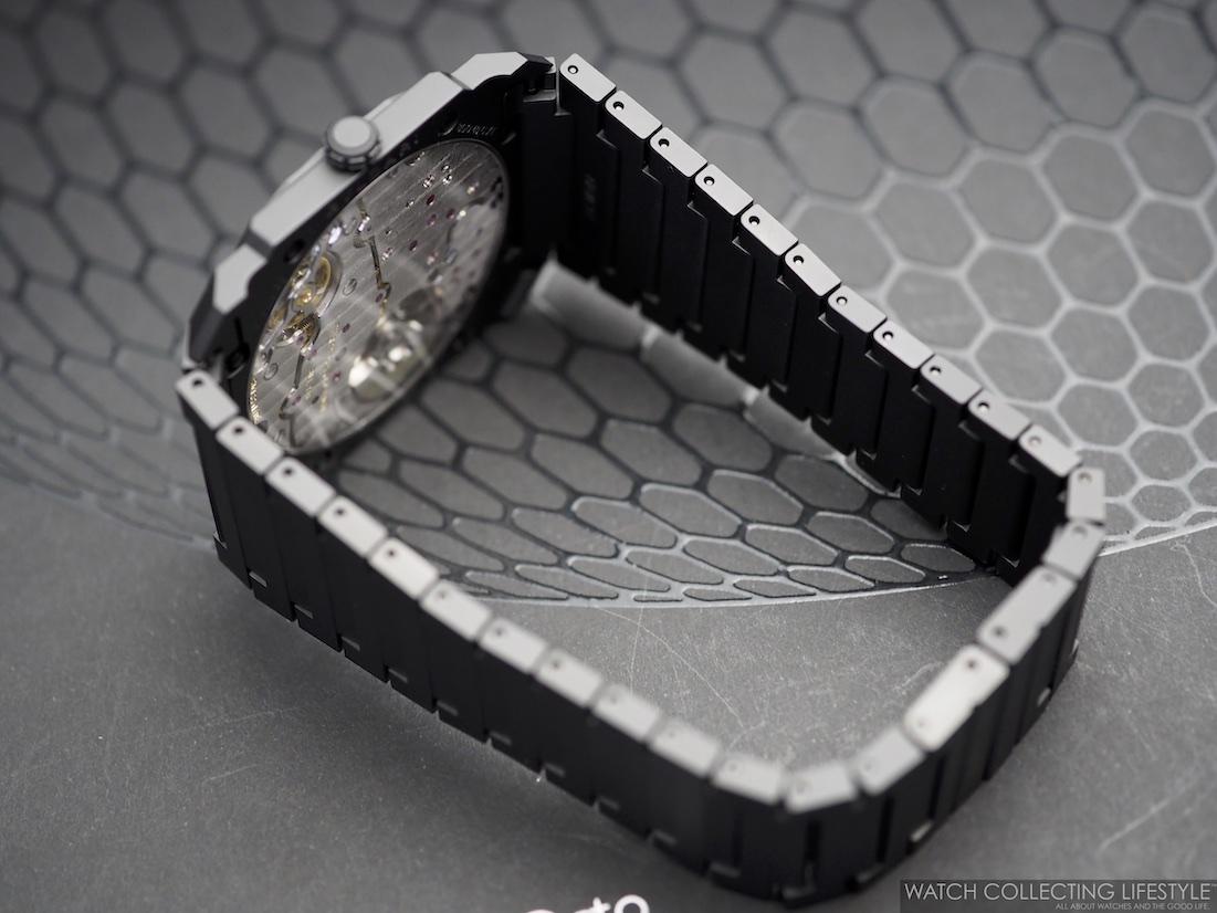Bulgari Octo Finissimo Black Ceramic WCL4