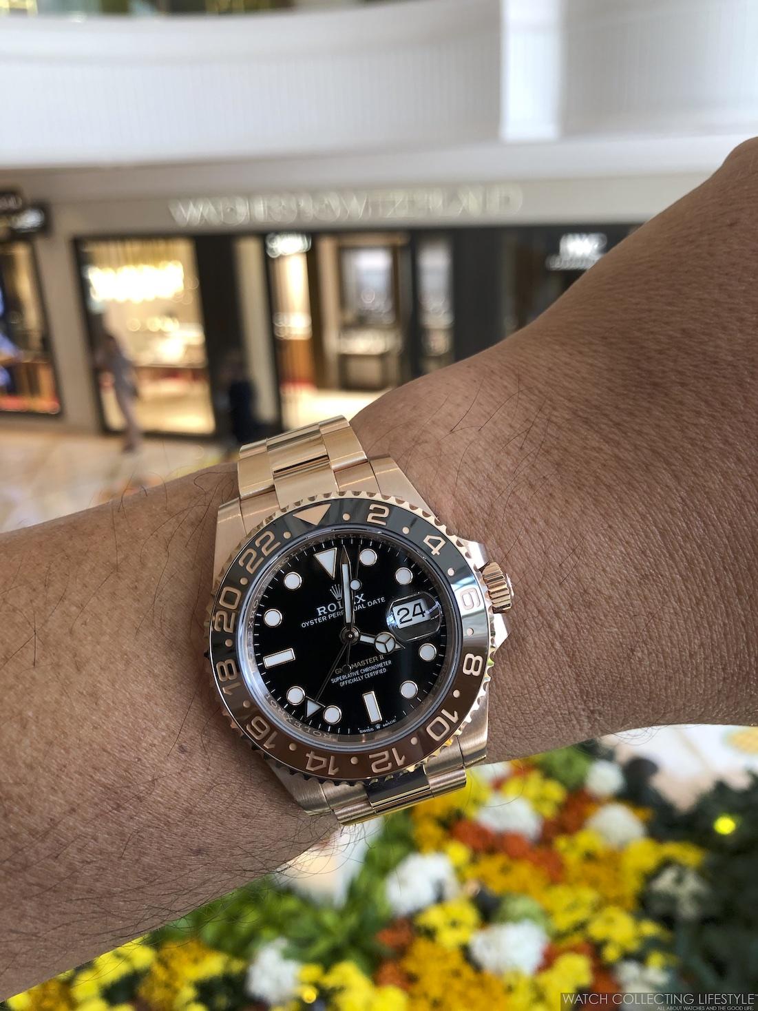 Watches of Switzerland Encore Boston Harbor