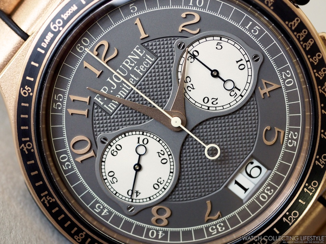 F.P. Journe Linesport Chronographe Rattrapante Calibre 1518 WCL