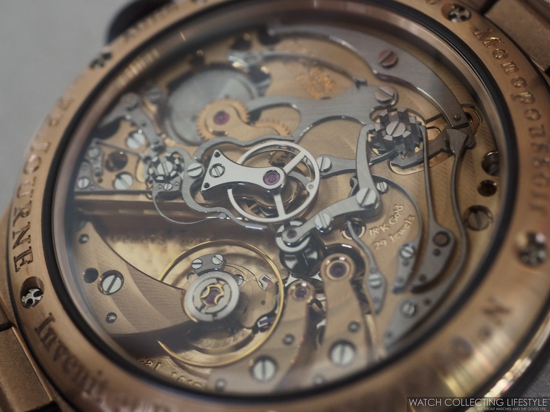 F.P. Journe Calibre 1518 WCL