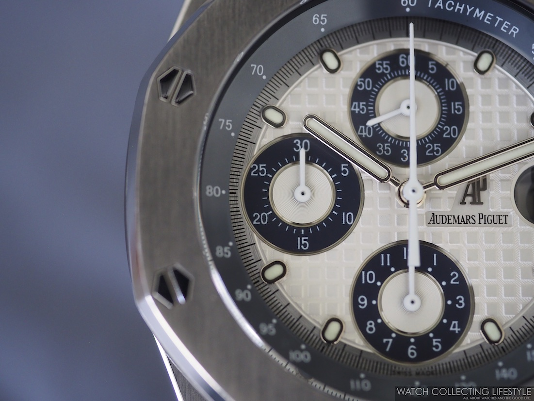Audemars Piguet Royal Oak Offshore ref. 25721TI WCL3