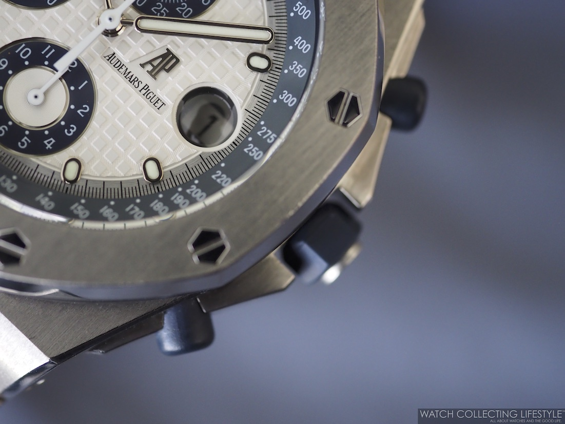Audemars Piguet Royal Oak Offshore ref. 25721TI WCL4