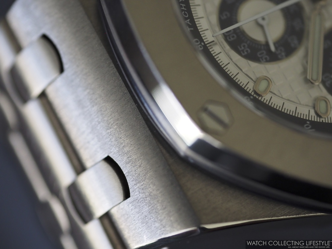Audemars Piguet Royal Oak Offshore ref. 25721TI WCL10