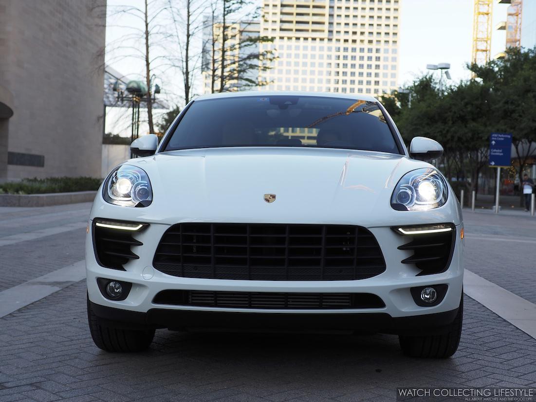 Porsche Macan Dallas