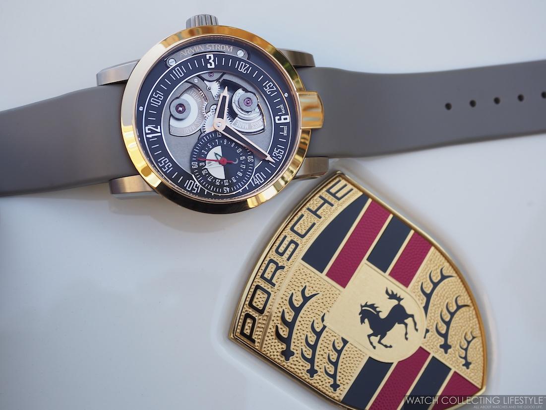 Porsche and Armin Strom