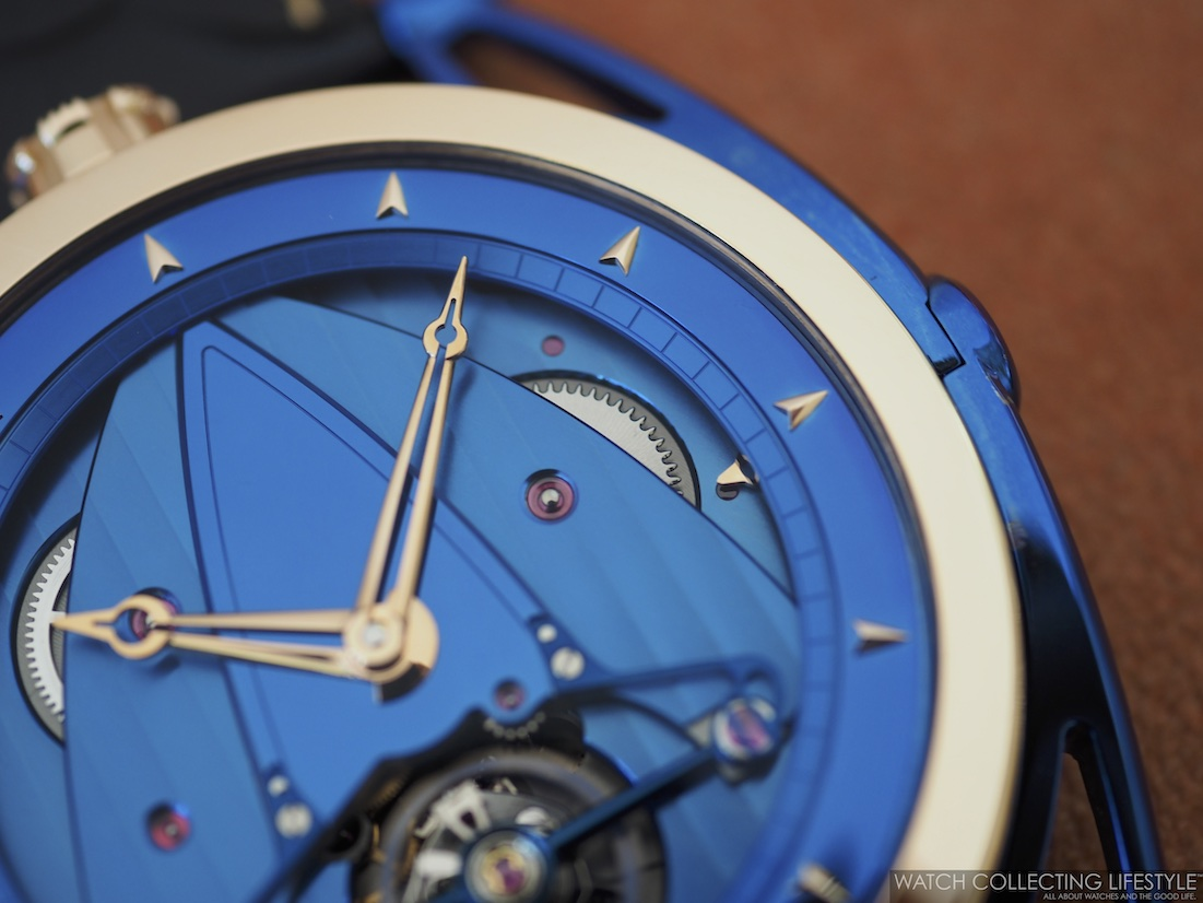 De Bethune DB28 Kind of Gold WCL