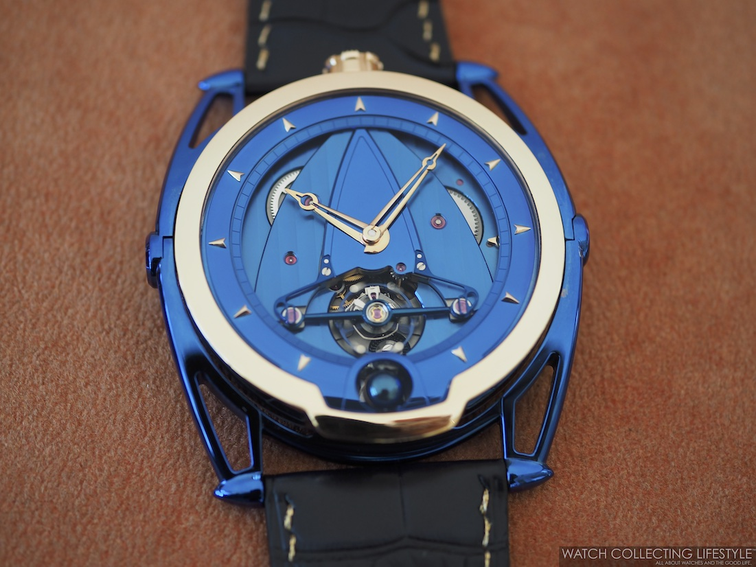 De Bethune DB28 Kind of Gold WCL2