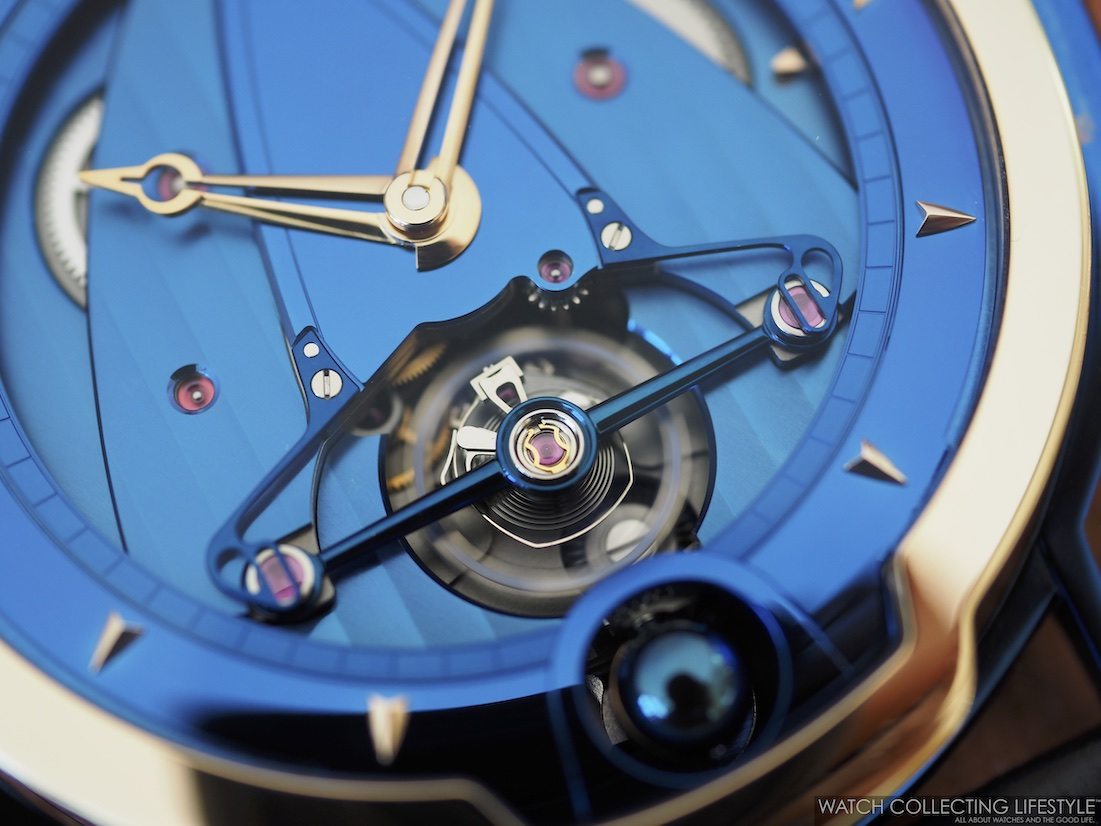 De Bethune DB28 Kind of Gold WCL3